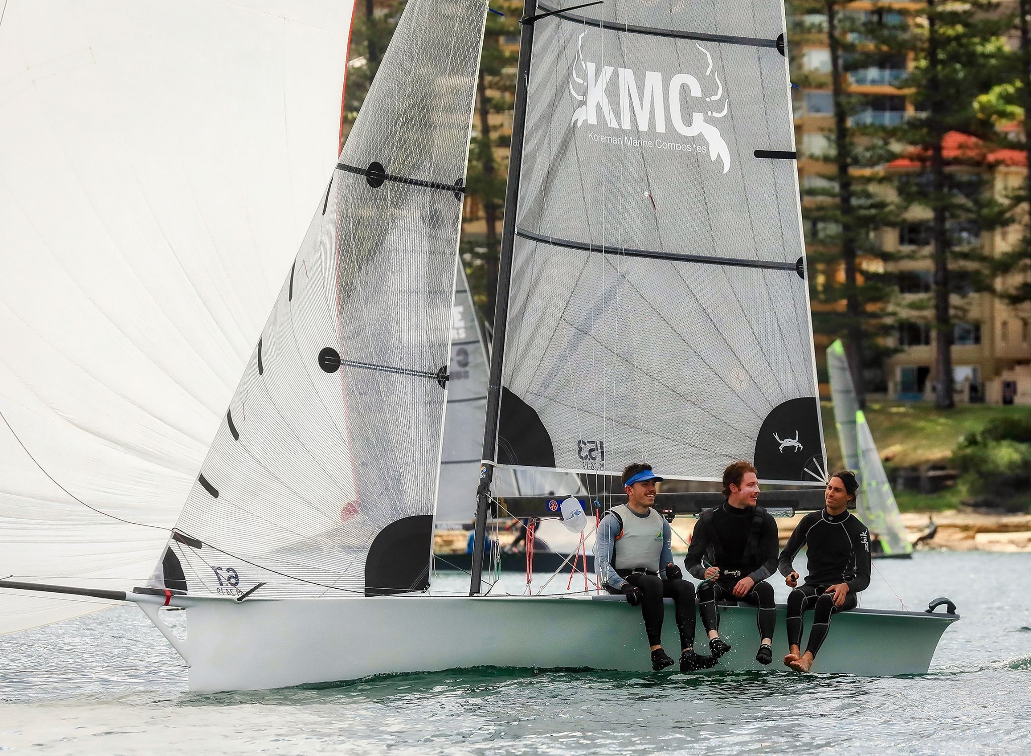 2020/21 NSW 16ft Skiff State Championship – Lake Illawarra